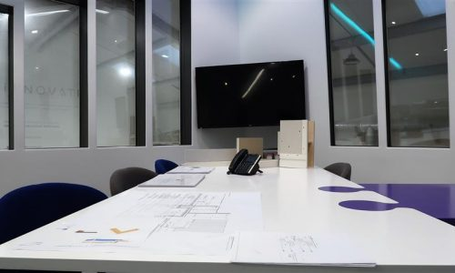Innovation Centre Consultation area