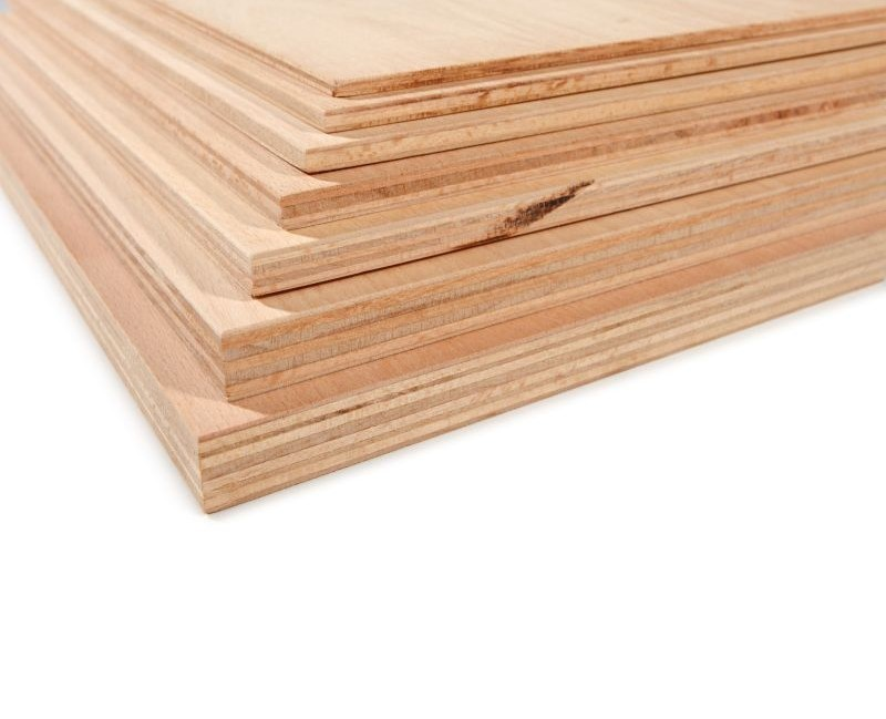 Plywood pattress