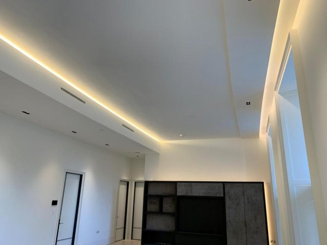 LED Ceiling Coffer